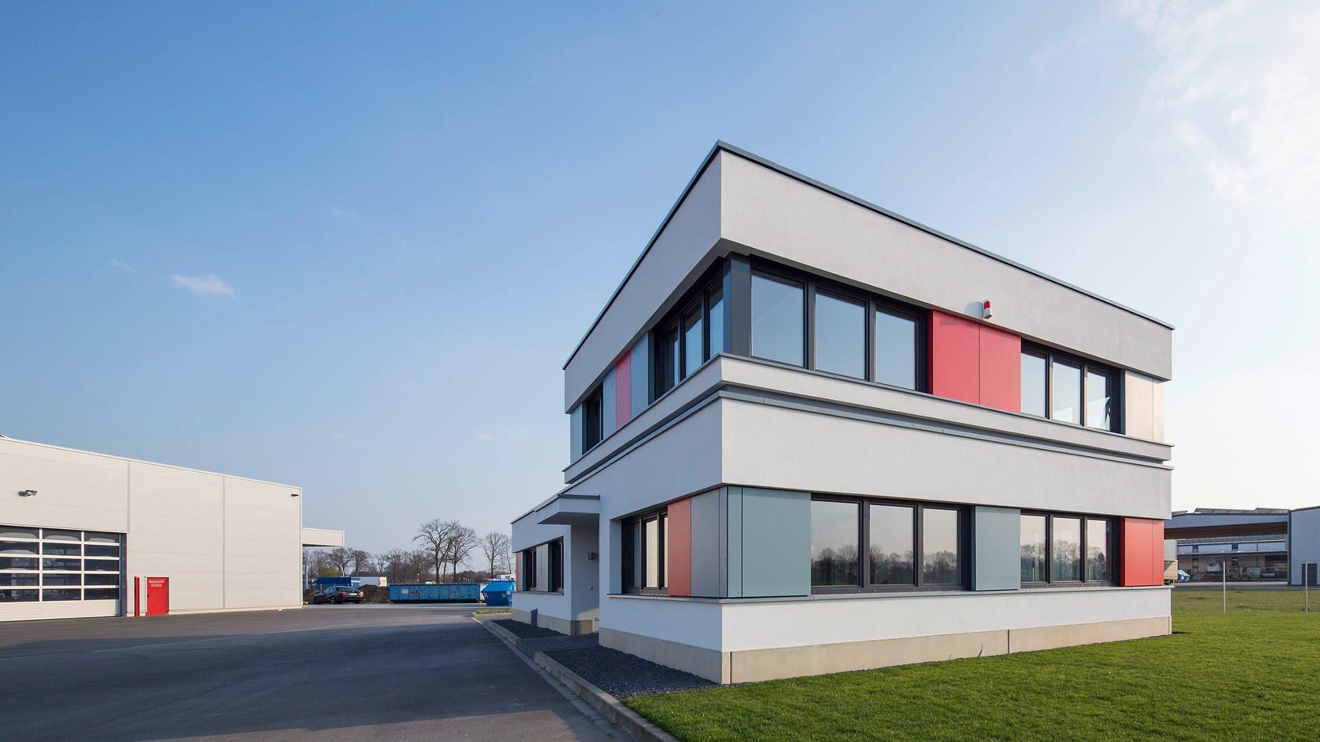 RB-III, Neubau Verwaltungsgebäude - ARCHITEKTEN mbB VAHLE + PARTNER