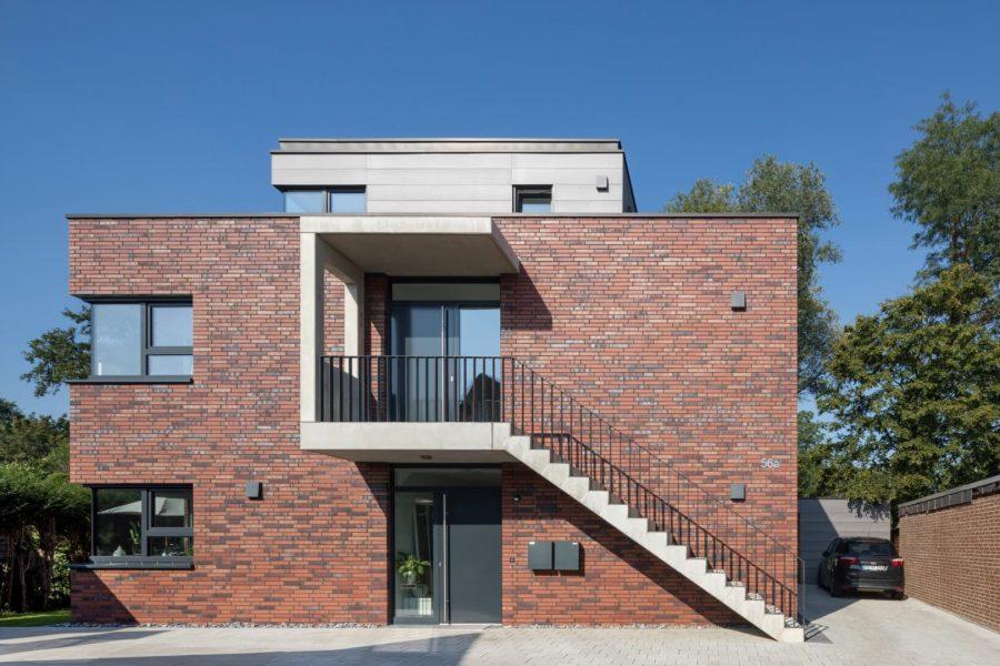 J56, Neubau Mehrfamilienhaus KFW55
