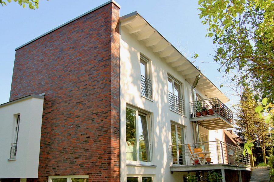 J64, Neubau eines 3-Familienhauses