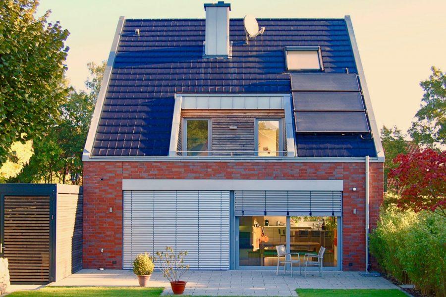 G439a, Neubau von 2 Einfamilienhäusern