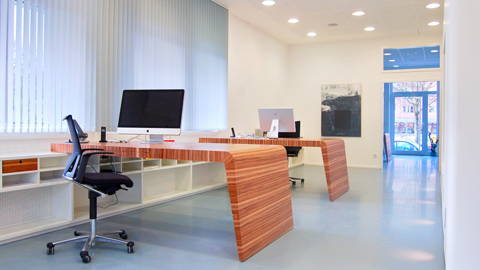 I20, Architekturbüro