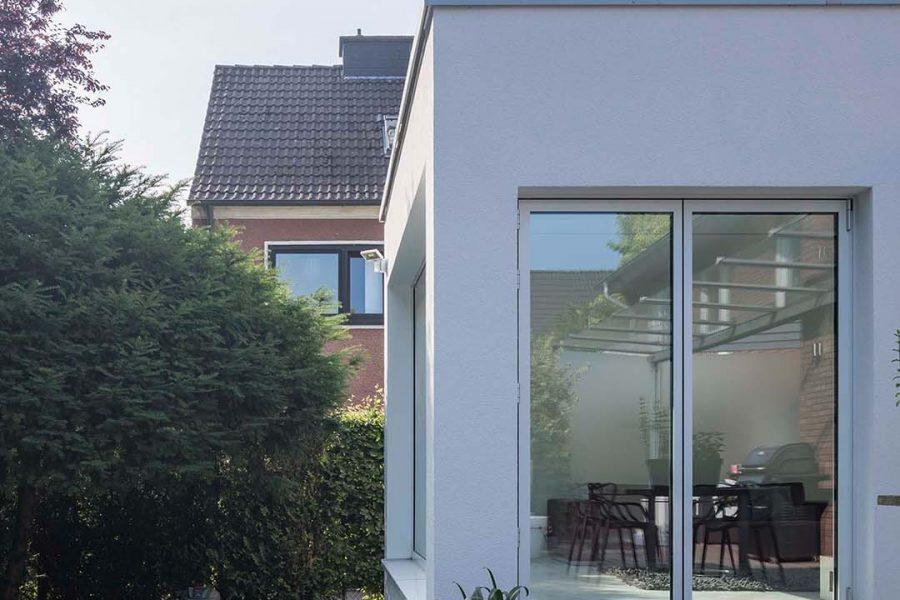 V56 Anbau Doppelhaushälfte
