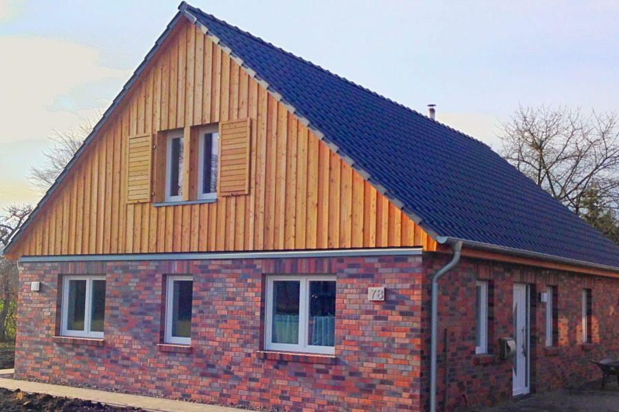 AH78, Neubau eines Wohnhauses