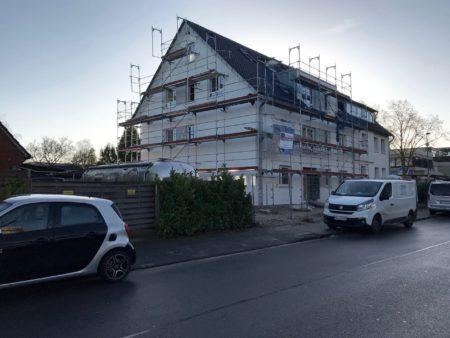 Neubau MFH KW55 mit 6 Wohneinheiten in Münster – Kinderhaus